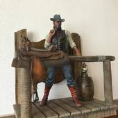 The outlaw by www.3d-fablab.com  #3dprinting #3dpaint #3dmodeling #3dprinted